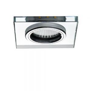 LHG 7W Einbausstrahler aus Glas mit LED-Hintergrundbeleuchtung