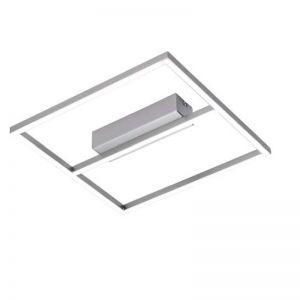 Elegante LED-Deckenleuchte aus Stahl  inklusive 19Watt LED-Board, 3000°K