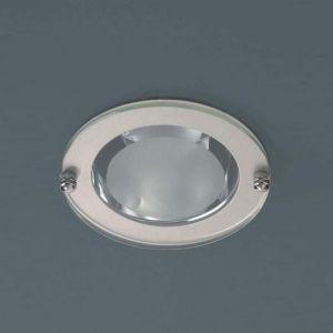Energiesparende Einbauleuchte inklusive Energiesparlampe