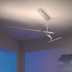 Escale LED-Deckenleuchte Linea von Escale, verstellbar