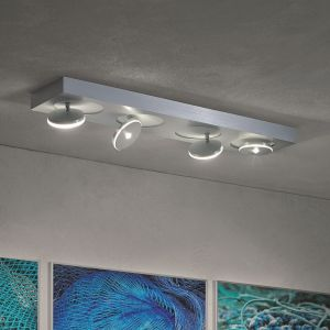 Escale LED-Deckenstrahler Spot it, 4-flammig, verstellbar