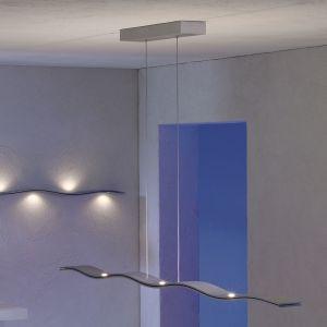 Escale LED-Pendelleuchte Fluid in drei Ausführungen