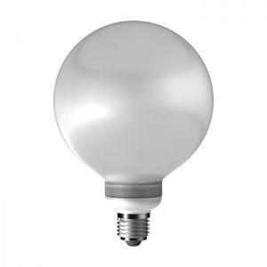 G120 E27 Energiespar-Globe 18W mit mattiertem Glas 1x 18 Watt, 18 Watt, 1.008,0 Lumen, 180,00 mm