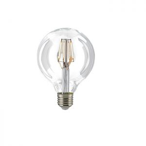 G95 LED Globelampe Filament  E27  2700K dimmbar - 4 Watt