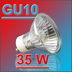GU10 Halogenleuchtmittel Halopar 16 - 35W - 230V - 60° Abstrahlwinkel