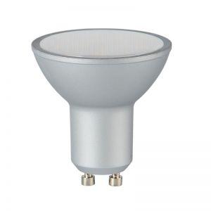 GU10 LED-Leuchtmittel silber 5W 500lm switch&dim