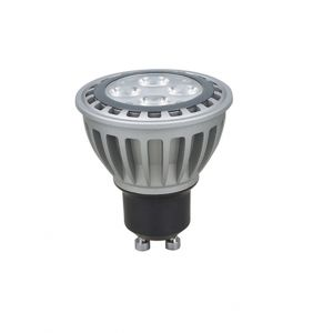 GU10, QPAR 51, LED GP - Good Performance, dimmbar - 5,5 Watt 1x 5,5 Watt, 5,5 Watt, 320,0 Lumen