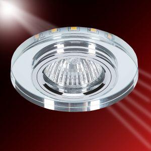 LHG Halogen Deckenstrahler mit LED-Hintergrundbeleuchtung