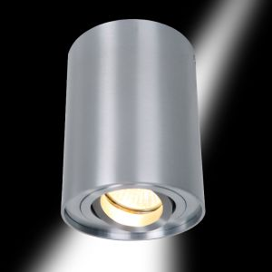 Halogen Downlight aus Aluminium