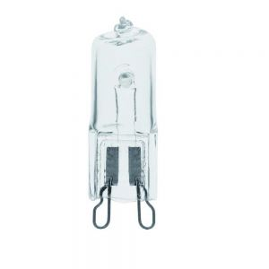 Halogenglühlampe G9 klar für 230V Netzspannung, 20 - 60 Watt