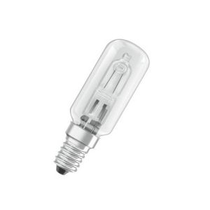 Halogen-Leuchtmittel 60 Watt QT 26 Halolux klar 230V E14 80mm