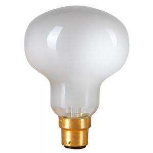 Hammerkopf Glühlampe 240V 100W B22 innenverspiegelt 1x 100 Watt, 100 Watt, 1.050,0 Lumen