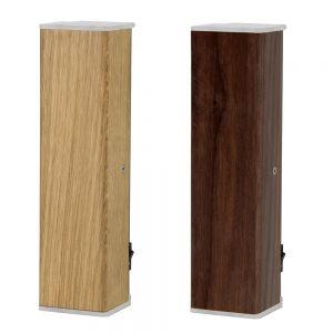 Herzblut LED-Wandleuchte Leonora, Holz wählbar