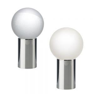13 cm hohe LED-Tischleuchte Contro, zwei Varianten