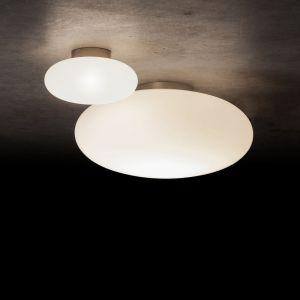 Holkötter LED-Deckenleuchte mit Opalglas weiß 34 cm 1x 17 Watt, 16,00 cm, 34,00 cm, 15,00 cm