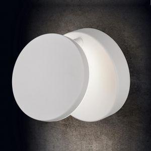 Holtkötter LED-Wandleuchte Plano, verstellbar, weiß weiß