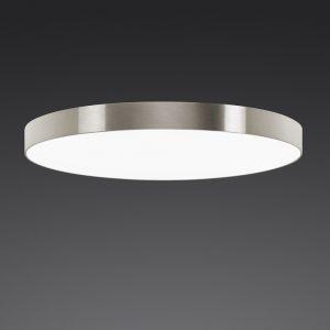 Hufnagel LED-Deckenleuchte Aurelia X, silber, 2700K 60cm 1x 30 Watt, 60,00 cm