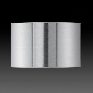 Hufnagel Leuchtenschirm Ø 45cm zur Drop, Folie silber