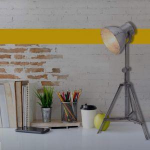 Industrie-Style Tripod Leuchte Samia Höhe 85cm