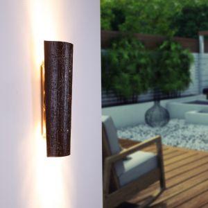 LHG IP44 Dachziegel Leuchte  Mousse au chocolate-für Innen und Außen