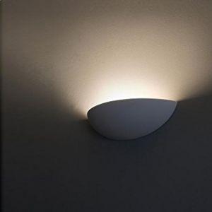 Kampia Leuchte aus Gips,  Ø 36cm