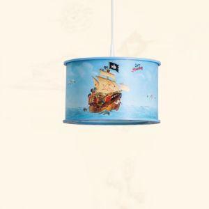 Kinder-Pendelleuchte Capt'n Sharky © auf hoher See