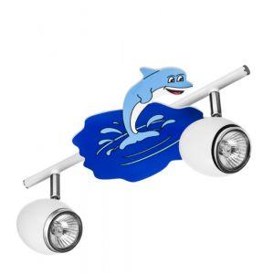 Kinderzimmer LED Deckenstrahler Delfin