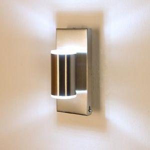LHG kleine LED Wandleuchte mit tollem Lichtspiel
