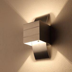 LHG Kleine Wandleuchte - große (Licht-)Wirkung in Aluminium