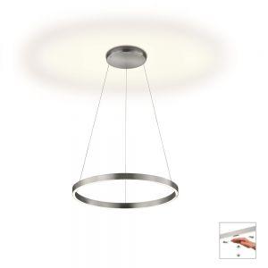 Knapstein LED Pendelleuchte Ø 60 cm, Gestensteuerung