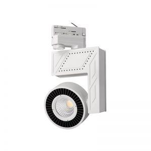 LHG Komplettpaket 3 Phasen LED-Strahler inklusive Schiene und Zubehör