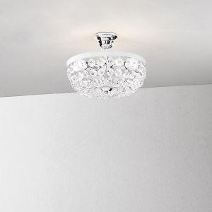 Kristall-Deckenleuchte Valerie von Kolarz® in Chrom - 3 Größen