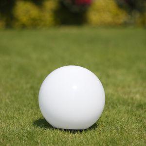 Kugelleuchte Light 25 cm - mit 2m Gummizuleitung mit Stecker
