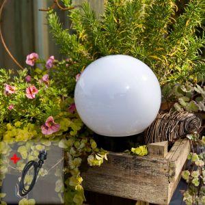 Kugelleuchte Light Ø15cm - mit 2m Gummizuleitung mit Stecker