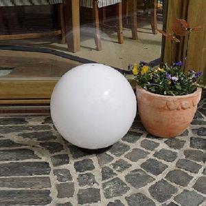 Kugelleuchte - 30cm Durchmesser 1x 60 Watt, 30,00 cm