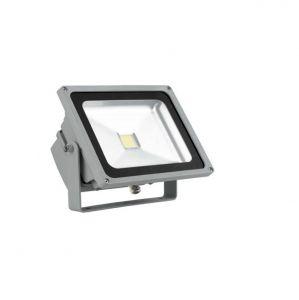 LED Außenstrahler, schwenkbar, kaltweißes Licht, 30W 1x 30 Watt, 25,00 cm, 22,50 cm, 10,50 cm