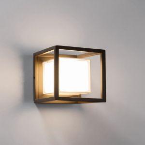 LED Außenwandleuchte Quadro W1