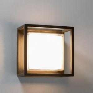 LED Außenwandleuchte Quadro W2