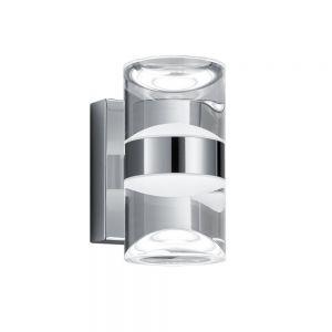 LED Badezimmer Wandleuchte Brian 2-flammig