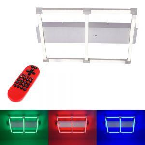 LED Deckenlampe, Deckenleuchte, Fernbedienung, Lichtmanagement
