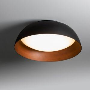 LED Deckenleuchte Cap - Durchmesser 60 cm 1x 40 Watt, 19,00 cm, 60,00 cm
