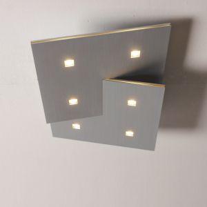 LED Deckenleuchte Extra mit beweglichen Elementen - 6-flammig 6x 4,5 Watt, 45,00 cm