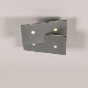 LED Deckenleuchte Extra mit beweglichen Elementen - 4-flammig 4x 4,5 Watt, 30,00 cm