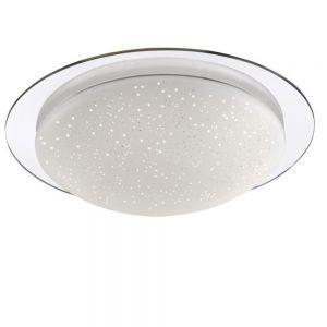 LED Deckenleuchte Skyler mit Sternenhimmel-Glas Ø45cm 1x 18 Watt, 45,00 cm