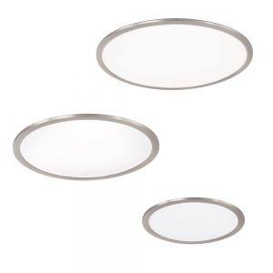 LED Deckenpanel rund, 3000K warmweiß, D=30cm o. 45cm o. 62cm