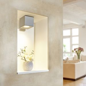 LED Deckenstrahler Brick von my light - in grau grau