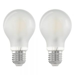 LED 6W Doppelpack  E27-LED - A60