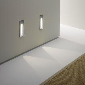 LED Einbau Wandleuchte in 3 verschiedenen Ausführungen