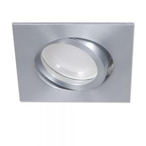 LHG LED Einbaustrahler Aluminium eckig 3-fach dimmbar switchmo