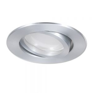LHG LED Einbaustrahler Aluminium rund 3-fach switchmo dimmbar